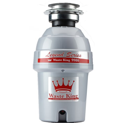 waste-king-9980-legend-series-1-hp-continuous-feed-operation-garbage-disposer