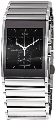 Rado Men's RADO-R20849159 Integral Chronograph Watch