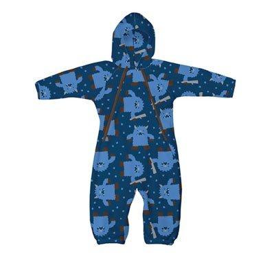 Fleece Baby Bunting front-1031116