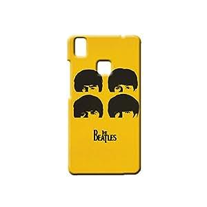 BLUEDIO Designer Printed Back case cover for VIVO V3 - G2908