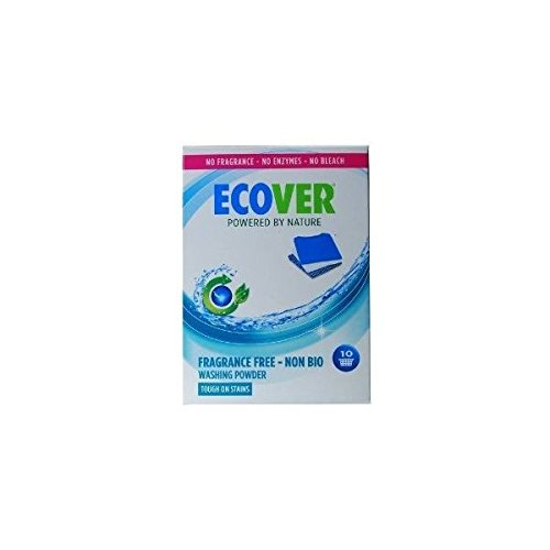 3 Pack x ZERO (Non Bio) Washing Powder (750g) - Ecover Zero