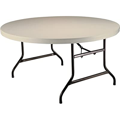 Lifetime 5ft Round Utility Table