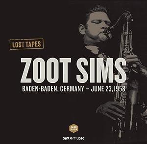 Zoot Sims - Lost Tapes (Baden-Baden 1958) [Vinyl LP]