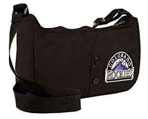 Colorado Rockies Jersey Purse 12 x 3 x 7 by Little Earth
