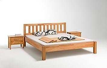 Telaio letto Ben-MS SCHUON letto in legno faggio massiccio