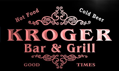 u24520-r-kroger-family-name-bar-grill-home-beer-food-neon-sign