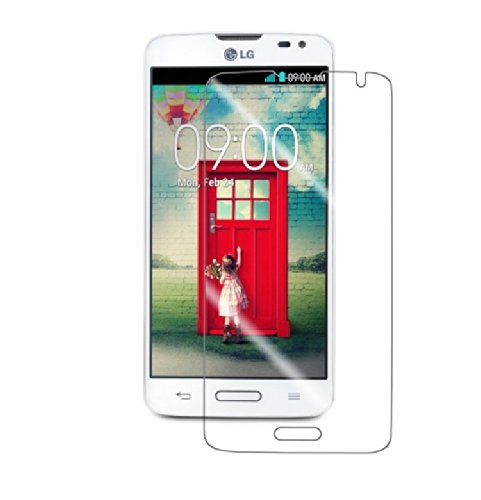Lg Optimus L90 D415 (T-Mobile Version) - Premium Crystal Clear Screen Protector + Atom Led Keychain Flashlight