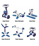 #10: 6 IN 1 EDUCATIONAL SOLAR ROBOT ENERGY KIT SCIENCE SCHOOL PROJECTS FOR KIDS