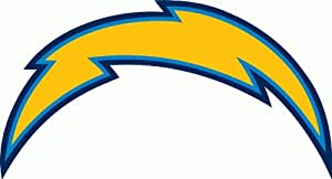 Amazon Com San Diego Chargers Nfl Football Bumper Sticker