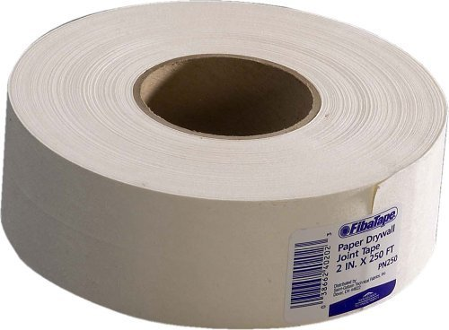 saint-gobain-fdw6620-u-professional-paper-joint-drywall-tape-75-length-x-2-width-white-by-fibatape