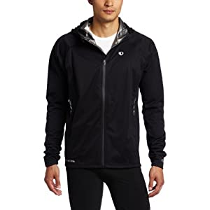 Pearl Izumi Men's Fly Barrier WxB Jacket, Black, Small