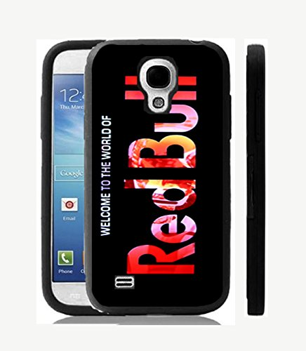 Case Cover Silicone Samsung S4 RB1 Protection Design Red Bull energy Drink