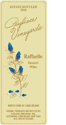2010 Pugliese Vineyards Raffaello Dessert White Port 375 Ml