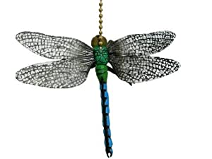 Dragonfly Ceiling Fan Light Pull Chain