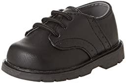 Natural Steps Clay Flat (Infant/Toddler),Black,2 M US Infant