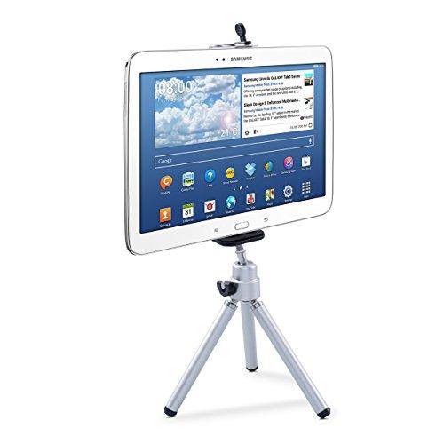 kwmobile-support-tablette-pour-9-10-tablet-trepied-pour-tablette-pe-compatible-avec-apple-samsung-le