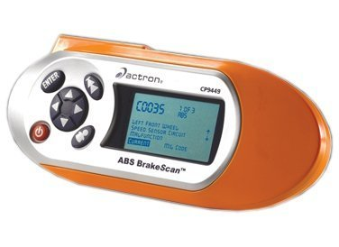 Actron CP9449 BrakeScan Diagnostic Scanner for Antilock Brake Systems (ABS)