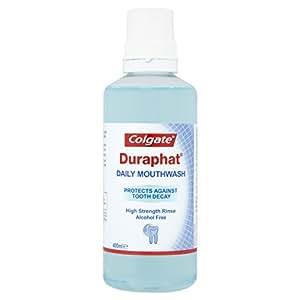 Colgate Duraphat Mouthwash Bottle - 400 ml