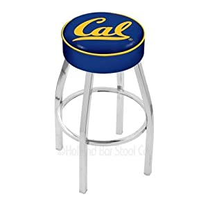 Cal Golden Bears Barstool Seat Bar Stool by Covers HBS