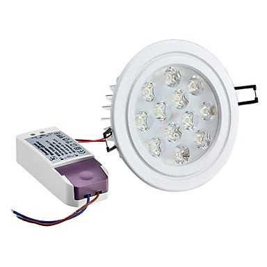 Luo Dimmable 12W 1080Lm 6000-6500K Natural White Light Led Ceiling Bulb (220-240V)