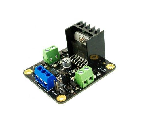 Df mdv1 3 arduino 2a high power h bridge l298n dual dc for High power motor controller