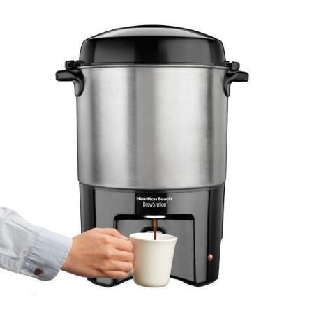 Hamilton Beach 40540 BrewStation 40 Cup Coffee Urn (Hamilton Beach Brewstation Basket compare prices)