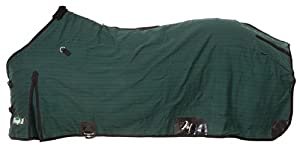 Tough 1 Storm-Buster West Coast Blanket, Green/Hunter, 81-Inch