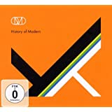 "History of Modern (Deluxe Editon)von ""Orchestral Manoeuvres..."""