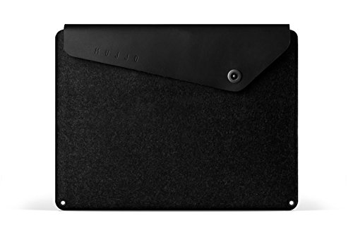 Low-Key Macbook Air & Pro Retina Sleeve für 13 Zoll , Schwarz