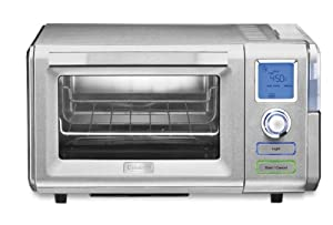 Cuisinart CSO-300 Combo Steam Convection Oven, Silver by Cuisinart