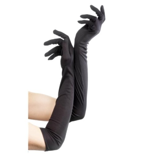 Handschuhe schwarz Handschuhe lange schwarze