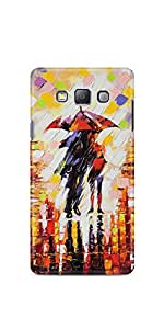 Casenation Under The Umbrella Samsung Galaxy A5 Glossy Case