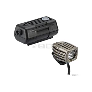 NiteRider MiNewt LED Li-Ion Bicycle Head Light
