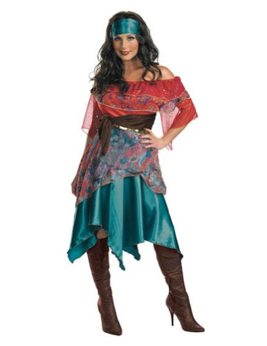 Bohemian Babe Adult 4-6 Adult Womens Costume