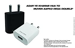 Muven AD-1A Battery Charger (Black)