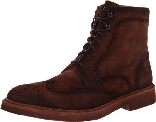 Magnanni Men's Neto Boot,Mid Brown,7 M US