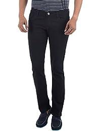 Club Vintage Mens Slim Fit Jeans (Round Pocket)