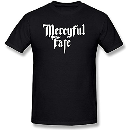 JSZ-FUll Men's Mercyful Fate Death Kiss T-shirt