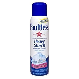 Faultless Heavy Starch 20 Oz