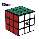 Dayan Mágico Cubo 3x3x3 Banda Negra, Cubo Mágico de 50mm de Dayan