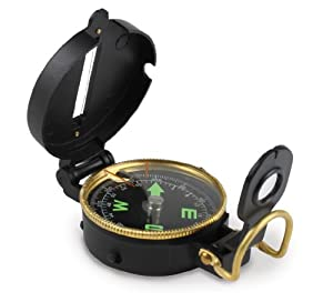 Stansport Metal Lensatic Compass from Stansport