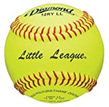 Diamond Sports 12RYLL Little League .47 COR Leather Softball (Sold in Dozens)