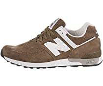 New Balance 576 (Made In England) - Brown, 10.5 D US
