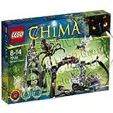 Lego Chima 70133 Spynlins Cavern