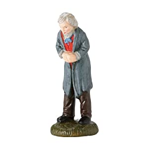 Department 56 New England Village Old Man of The Gables Village Accessory, 2.375-Inch