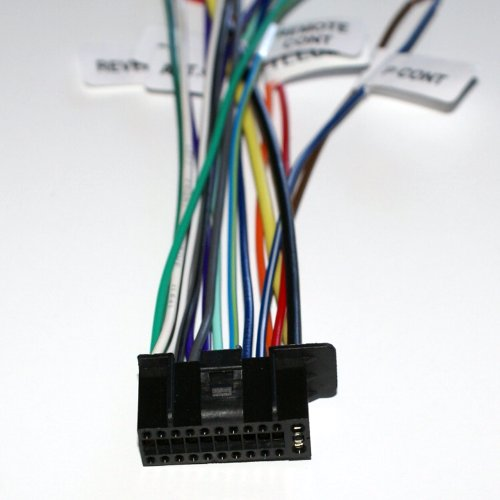 kenwood 22 pin wiring harness copper kn22 keh7 ddx kvt. Black Bedroom Furniture Sets. Home Design Ideas
