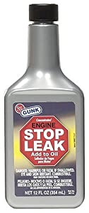 Motor Medic by Gunk M2112 Engine Oil Stop Leak - 12 oz.