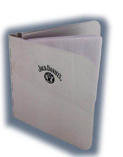jack-daniels-archivador-de-cd-espacio-para-hasta-10-cd-metal-cepillado-color-gris