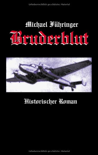 Buchcover: Bruderblut. Historischer Roman (Book on Demand)