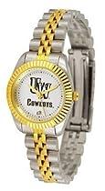Wyoming Cowboys Suntime Ladies Executive Watch - NCAA College Athletics